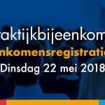 Praktijkbijeenkomst: Inkomensregistratie