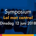 Symposium Lol met control