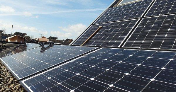 De businesscase van zonnepanelen