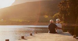 Ouderen met vermogen en een laag inkomen uitgezonderd van het passend toewijzen