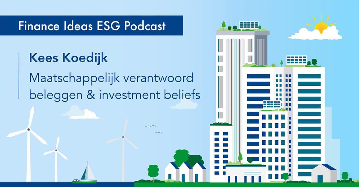 Kees Koedijk over maatschappelijk verantwoord beleggen investment belief