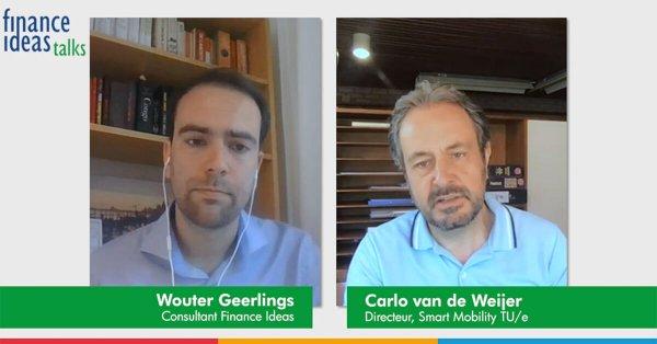 Carlo van de Weijer over de effecten van het coronavirus op mobiliteit