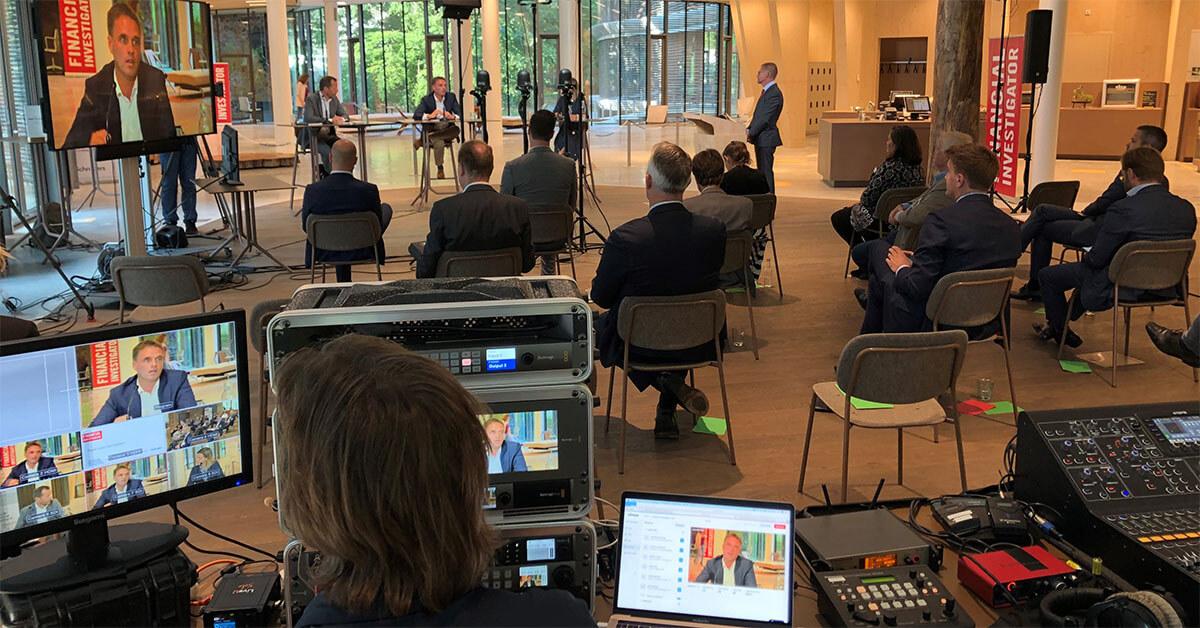 Video's Live Uitzending over Maatschappelijk Verantwoord Beleggen in Real Assets