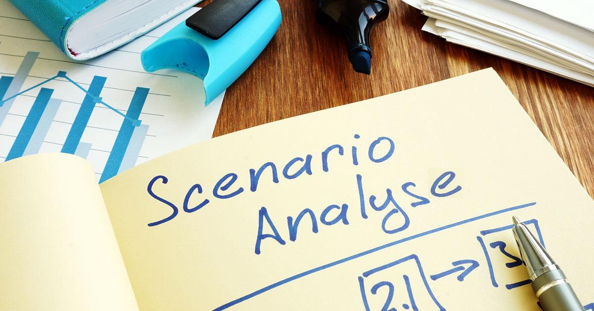 4 Scenario-analyses voor normenkader en begroting: Hoe en wat?